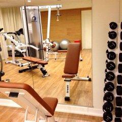 Отель Copenhagen Plaza фитнесс-зал фото 2