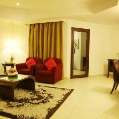 Corp Executive Hotel Doha Suites комната для гостей фото 4