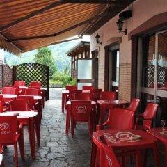 Отель Albergo Ristorante Pizzeria Bellavista Каренно питание фото 3