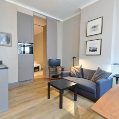 Отель Be And Be Sablon 5 Брюссель комната для гостей фото 2