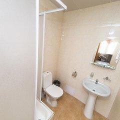 Гостиница Городки ванная фото 2