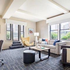 Shelburne Hotel & Suites by Affinia комната для гостей фото 4