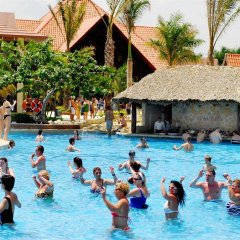 Hotel Lopesan Costa Bávaro Resort Spa & Casino Пунта Кана бассейн фото 3