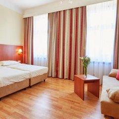 Hotel Mozart 3* Стандартный номер с различными типами кроватей фото 13