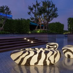 Отель Holiday Inn Express Bangkok Soi Soonvijai фото 6
