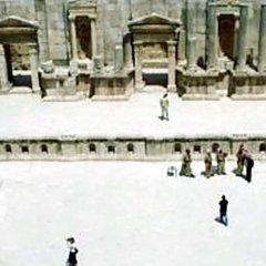 Отель Roman Theater Hotel Иордания, Амман - отзывы, цены и фото номеров - забронировать отель Roman Theater Hotel онлайн приотельная территория