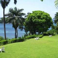 Отель Goblin Hill Villas at San San Ямайка, Порт Антонио - отзывы, цены и фото номеров - забронировать отель Goblin Hill Villas at San San онлайн приотельная территория