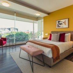 Отель Luxurious Designer 2BR Apt. in Polanco Мехико комната для гостей