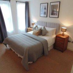 Отель Oakwood At Bow Lane Apts комната для гостей фото 2