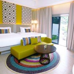Отель Hue Hotels and Resorts Puerto Princesa Managed by HII Филиппины, Пуэрто-Принцеса - отзывы, цены и фото номеров - забронировать отель Hue Hotels and Resorts Puerto Princesa Managed by HII онлайн комната для гостей фото 4