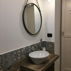 Отель Appartamentino Vittorio Emanuele Бари ванная