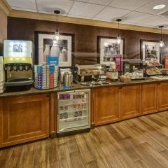Отель Hampton Inn Concord/Kannapolis питание фото 3