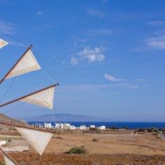 Отель Windmill Villas Греция, Остров Санторини - отзывы, цены и фото номеров - забронировать отель Windmill Villas онлайн пляж