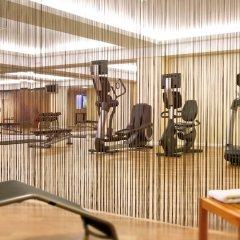 Отель Courtyard by Marriott Düsseldorf Seestern Германия, Дюссельдорф - отзывы, цены и фото номеров - забронировать отель Courtyard by Marriott Düsseldorf Seestern онлайн фитнесс-зал фото 4