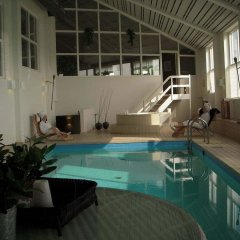 Отель Løgstør Parkhotel бассейн фото 3