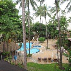 Отель Coconut Village Resort бассейн фото 2