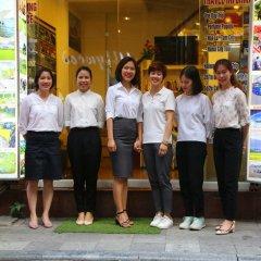 Отель Madam Moon Guesthouse Вьетнам, Ханой - отзывы, цены и фото номеров - забронировать отель Madam Moon Guesthouse онлайн интерьер отеля фото 3
