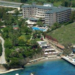Aventura Park Hotel - Ultra All Inclusive Турция, Окурджалар - отзывы, цены и фото номеров - забронировать отель Aventura Park Hotel - Ultra All Inclusive онлайн пляж фото 2