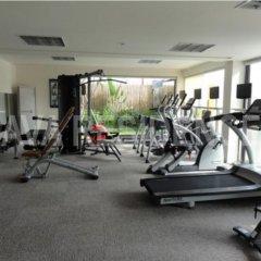 Отель Ava Residences Ho Chi Minh City фитнесс-зал