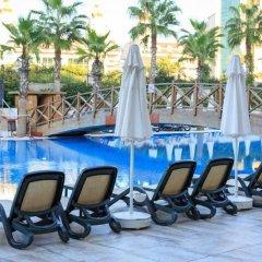 Отель Side Crown Palace - All Inclusive фитнесс-зал