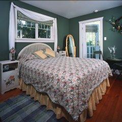 Отель Humboldt House Bed & Breakfast Канада, Виктория - отзывы, цены и фото номеров - забронировать отель Humboldt House Bed & Breakfast онлайн комната для гостей фото 5