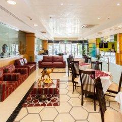 Smana Hotel Al Raffa Дубай гостиничный бар