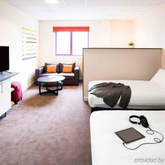 Отель ibis Styles London Excel комната для гостей фото 2