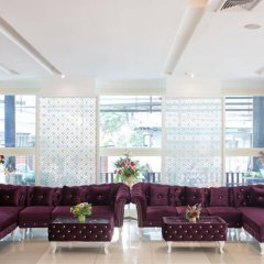 Отель Metro Resort Pratunam Бангкок интерьер отеля