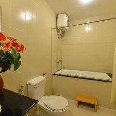 Отель Old Quarter Centre Hotel Вьетнам, Ханой - отзывы, цены и фото номеров - забронировать отель Old Quarter Centre Hotel онлайн ванная фото 2