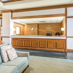 Отель Clarion Inn Frederick Event Center интерьер отеля фото 2