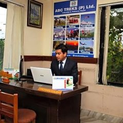 Отель Orchid Непал, Покхара - отзывы, цены и фото номеров - забронировать отель Orchid онлайн интерьер отеля фото 3
