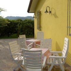 Отель Agriturismo Monteortone Италия, Региональный парк Colli Euganei - отзывы, цены и фото номеров - забронировать отель Agriturismo Monteortone онлайн балкон