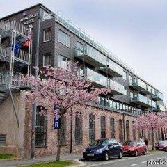 Отель Best Western Kampen Осло парковка