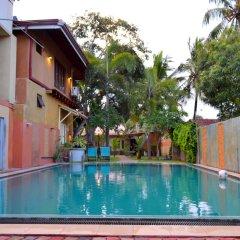 Отель Morning Star Guest House бассейн