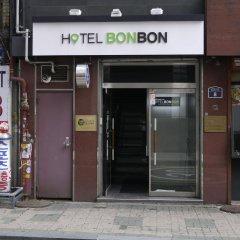 Отель Bonbon By Seoulodge Myengdong Сеул банкомат