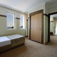 Отель Armas Gul Beach - All Inclusive комната для гостей фото 4