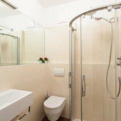 Hotel Weingarten Натурно ванная