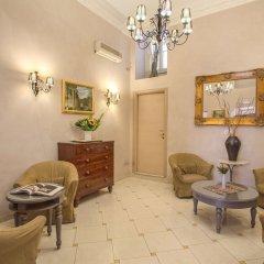 Отель Caravaggio Италия, Рим - 9 отзывов об отеле, цены и фото номеров - забронировать отель Caravaggio онлайн интерьер отеля фото 3