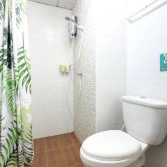 Отель OYO 265 Ratchada Connect Таиланд, Бангкок - отзывы, цены и фото номеров - забронировать отель OYO 265 Ratchada Connect онлайн ванная