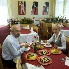 Отель Spa Resort Sanssouci питание