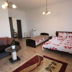 Мини-отель Папайя Парк Стандартный номер с разными типами кроватей фото 5