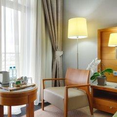 Гостиница CityHotel удобства в номере фото 2