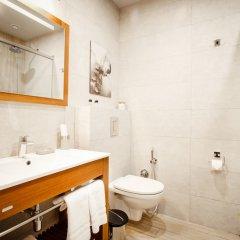 Апартаменты Ameri Apartments Тбилиси ванная