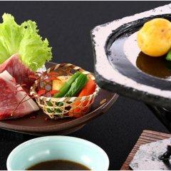 Отель Kadoman Япония, Минамиогуни - отзывы, цены и фото номеров - забронировать отель Kadoman онлайн питание фото 2