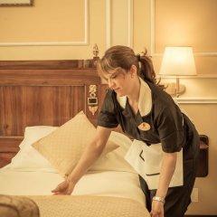 Bristol Palace Hotel Генуя сейф в номере