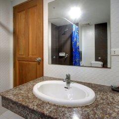 Отель Total-Inn ванная фото 2