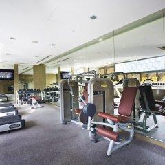 Отель Grand Park Orchard фитнесс-зал