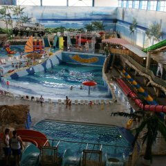 Гостиница Атлантик by USTA Hotels детские мероприятия