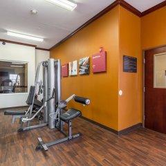 Отель Comfort Suites Galveston США, Галвестон - отзывы, цены и фото номеров - забронировать отель Comfort Suites Galveston онлайн фитнесс-зал фото 2