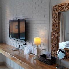 Отель Villa Gris Pranburi Таиланд, Пак-Нам-Пран - отзывы, цены и фото номеров - забронировать отель Villa Gris Pranburi онлайн удобства в номере